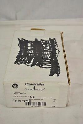 Allen-Bradley 440G-T27180, TLS2-GD2 Safety Interlock Switch, 110V AC/DC Series E