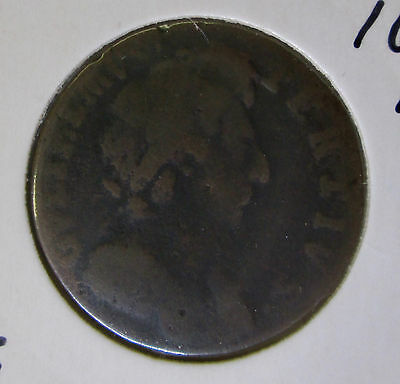 William III 1695 Farthing in Fair condition
