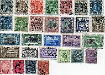 commonwealth stamps, indian states