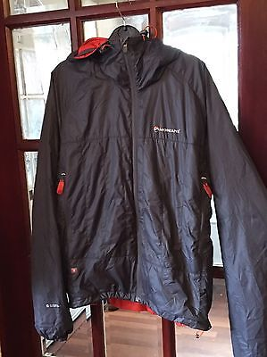 Montane Prism Jacket Coat Size Small Mens