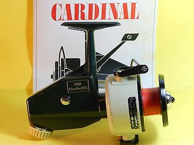 Collectible Vintage ABU Cardinal 66 spinning reel-used/no box/excellent