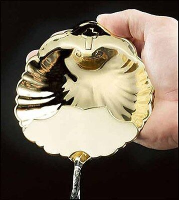 Baptismal Shell with Spout New in Box SKU NC917