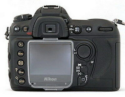 New LCD Monitor Cover Screen Protector for Nikon D90  replaces BM-10