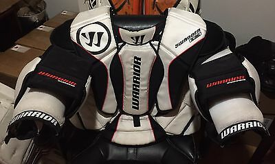 Warrior Sr Goalie Chest Protector