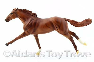 Breyer 1329 Rags to Riches - Ruffian Famous Racehorse Traditional Model Horse