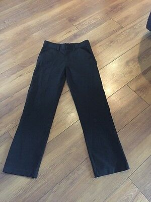 Boys School Trousers Next Slim Age 12
