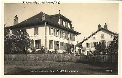 11736448 Chailly Lausanne Ecole menagere Lausanne