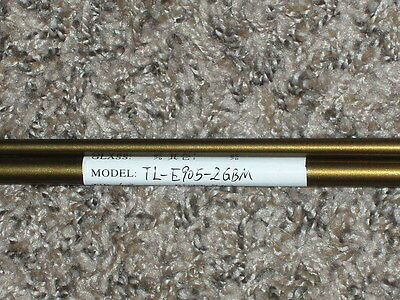 Rod Building Wrapping Gloss Goldish 905-2 9' 2pc 5wt fly rod blank Nice