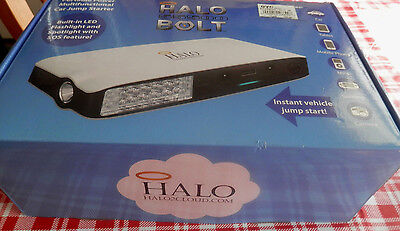 Halo Bolt 55,000 mWh Emergency Charger