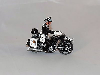King And Country Lah055 Lah55 - Motorcycle Escort 1:30 Scale Retired Set