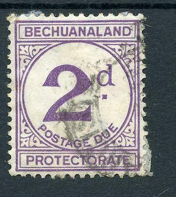 "Bechuanaland 1932-58 Postage Due 2d with Large ""d"" cat £160 as mint"