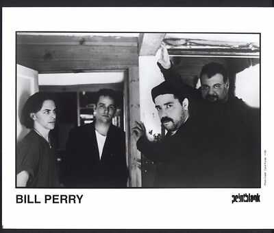 1995 Bill Perry Pointblank Records Publicity Press Photo