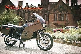 norton commander (rotary) workshop manual cd