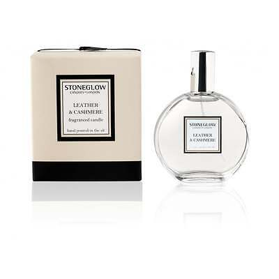 Stoneglow Modern Classics Leather & Cashmere Room Spray Home Fragrance Perfume
