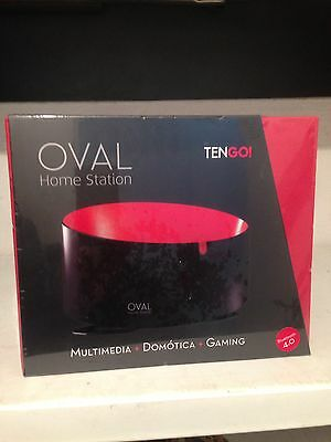 Oval Home Station , Multimedia+Domotica+Gaming   Bluetooth 4.0