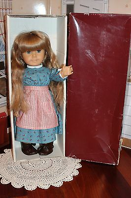 American Girl Doll Kirsten, West Germany White Body Doll, In Original Box! VGC!
