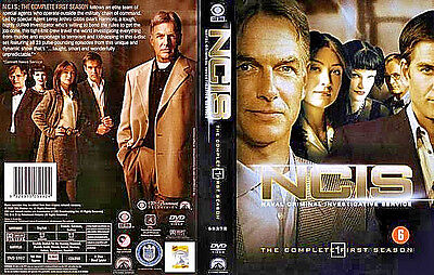 NCIS The Complete First Season DVD 2006 6-Disc Set SEALED BRAND NEW Free S/T US
