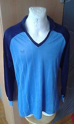 Erima West Germany Match ? Rare Shirt Maglia Jersey Vintage Football
