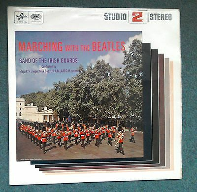 Marching with the Beatles, Irish Guards, Studio 2 Stereo TWO 125 lp