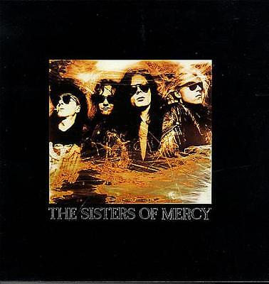 "Sisters Of Mercy - Doctor Jeep - Rare Classic 2 Track 12"" Single"