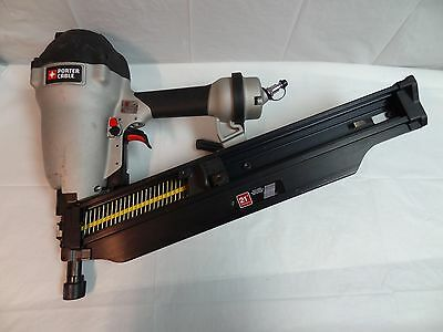 porter cable fr350b 3 round head air pneumatic framing nailer free shipping