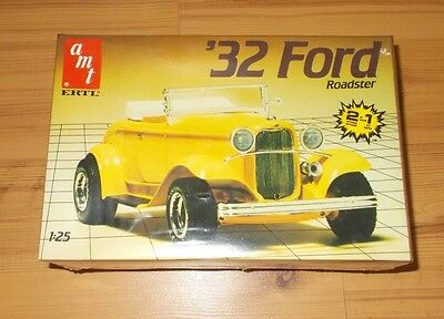 Amt/ertl '32 Ford Roadster  1:25