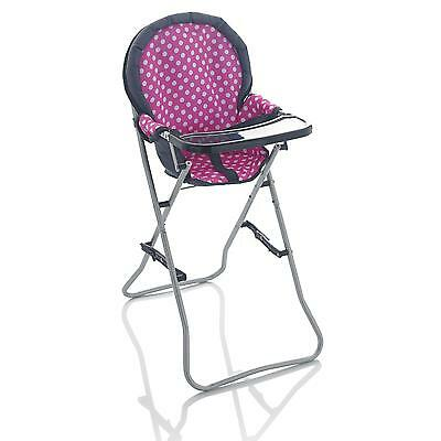 Molly Dolly Deluxe Dolls High Chair