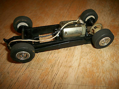 Vintage Revell 1/32 Scale Complete Slot Car Chassis No.# F-8243