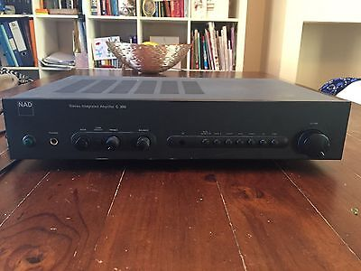 NAD C300 Stereo Integrated Amplifier