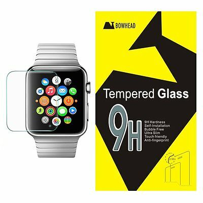 Apple Watch Screen Protector, Bowhead Apple Watch Glass Screen Protector 38 MM