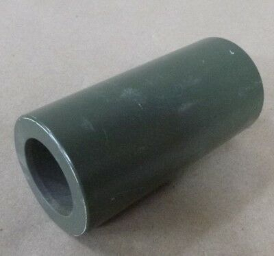 "1-1/4"" ID x 2"" OD x 4-1/8"" TALL STEEL STANDOFF SPACER BUSHING SLEEVE"
