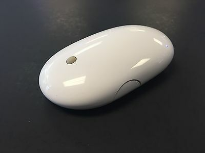 Official Apple Mighty Mouse A1197  Laser Bluetooth Wireless-