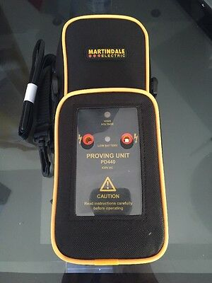 Safety Voltage Indicator and Proving Unit VIPD 138 Kit