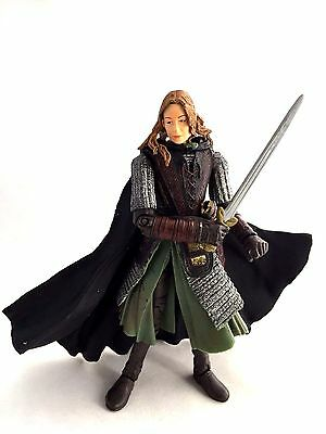 """LOTR Marvel Lord of the Rings 6"""" Action Figure EOWYN Battle Suit"""