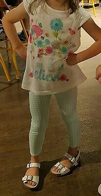 Girls Mayoral two piece outfit age 8
