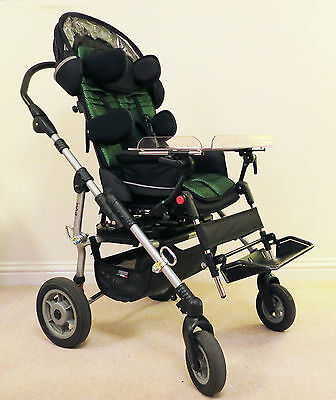 ORMESA BUG Additional Needs Pushchair/Buggy MANY EXTRAS Ex Cond
