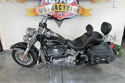 2011 Harley-Davidson Softail  2011 Harley Davidson Heritage Softail Classic with only 10,765 miles