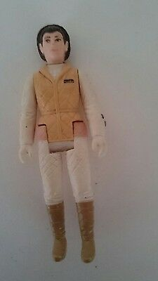 star wars vintage figure Leia in Hoth outfit