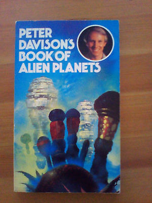 Doctor Who Interest - Peter Davison's Book of Alien Planets