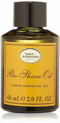 The Art Of Shaving Pre-Shave Oil - Lemon 60ml shaving