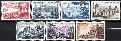 Francia Serie Complete Nuove     Lot 01039