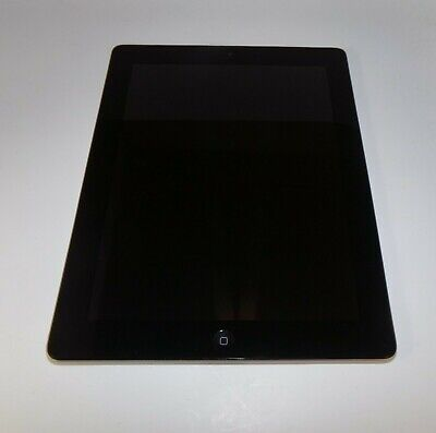 Apple iPad 2 16GB A1395 Wi-Fi 9.7in Black and Silver with WiFi Amazing Deal!