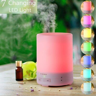 Mgaolo 300ml Aroma Essential Oil Diffuser Ultrasonic Air Humidifier