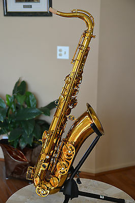Buffet Super Dynaction Tenor Saxophone - New Pads, Fantastic Player