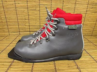Asolo Tour Asoflex Back Cross Country Ski Boots Mens Size 10 3 Pin