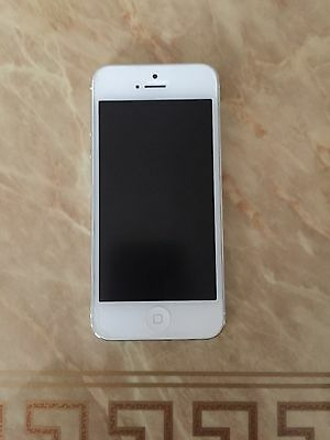 Apple iPhone 5 - 16GB - Sliver (Unlocked) Smartphone
