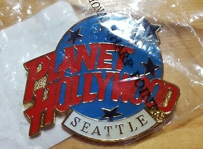Planet Hollywood Seattle Collector Pin