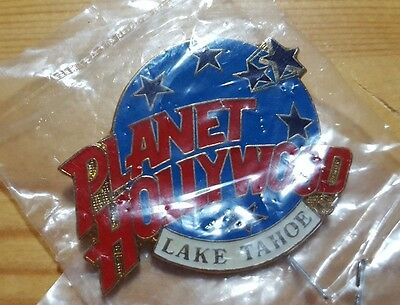 Planet Hollywood Lake Tahoe Collector Pin