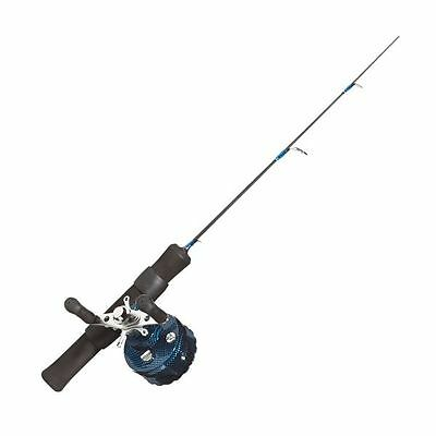 "Eagle Claw 24"" Inline Micro Fishing Rod and Reel Combination"