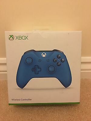 Xbox One Wireless Controller 3.5mm Blue Boxed